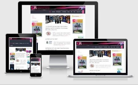 ER Responsive website