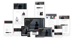 The Doctor CEO Web Redesign