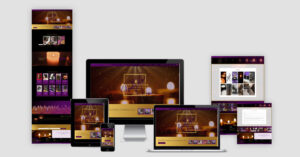 Boundwithlove Candle Website Design