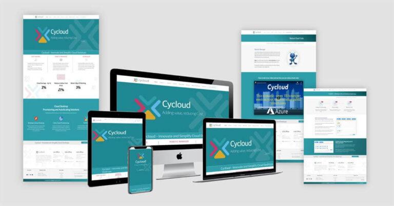 GoCycloud Website Redesign