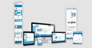 Dryer Repair Center Website Design
