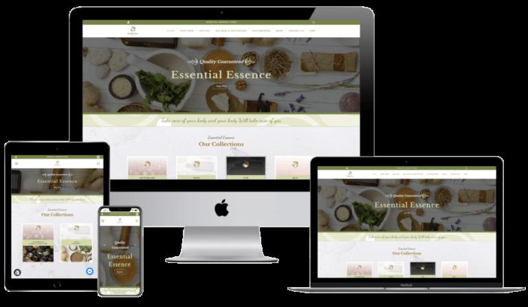 Essential Essence Store