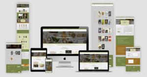 Essential Essence Store Website Redesign