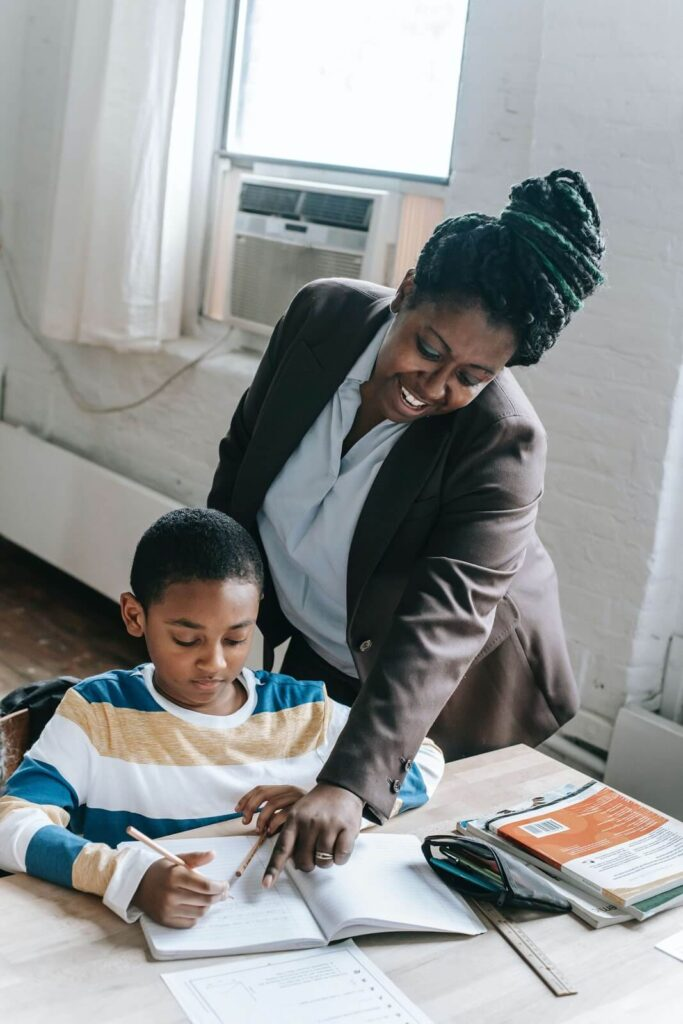 Tutoring service and preschool education: