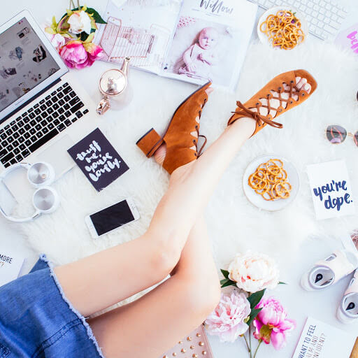 What makes a good fashion website