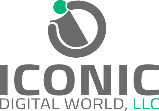 Iconic Digital World -LOGO 2021-icon-black