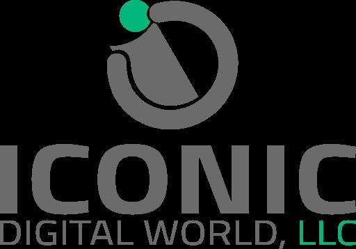 Iconic Digital World -LOGO 2021-icon-black