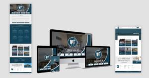 Metre Cube Website Design