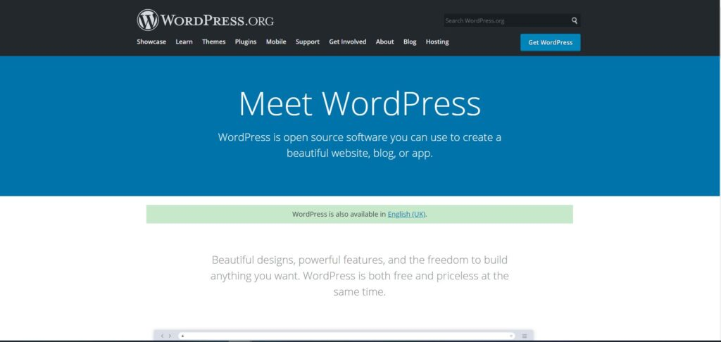 Why Use WordPress to Build a Website