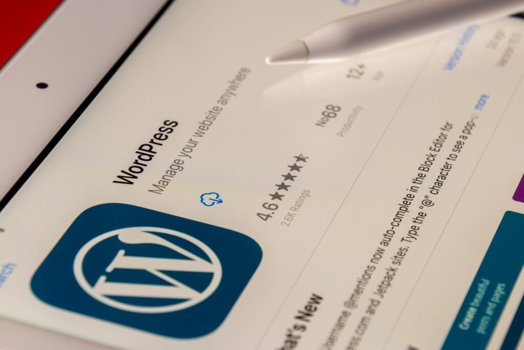 THE BENEFITS OF USING WORDPRESS FOR MY WEBSITE