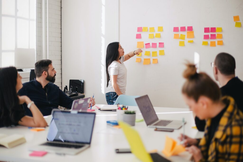 Website design strategy template