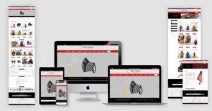 Edia Styles Website Design